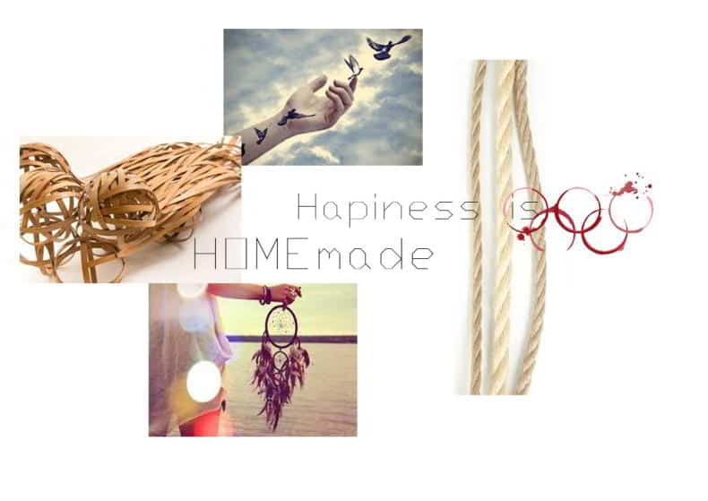 Happines is Homemade - WingsDesign