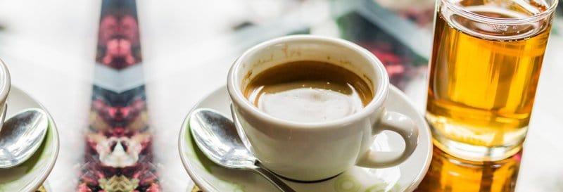 ceai sau cafea