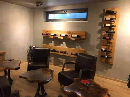 sala degustari vinuri - fotoliu Orlando