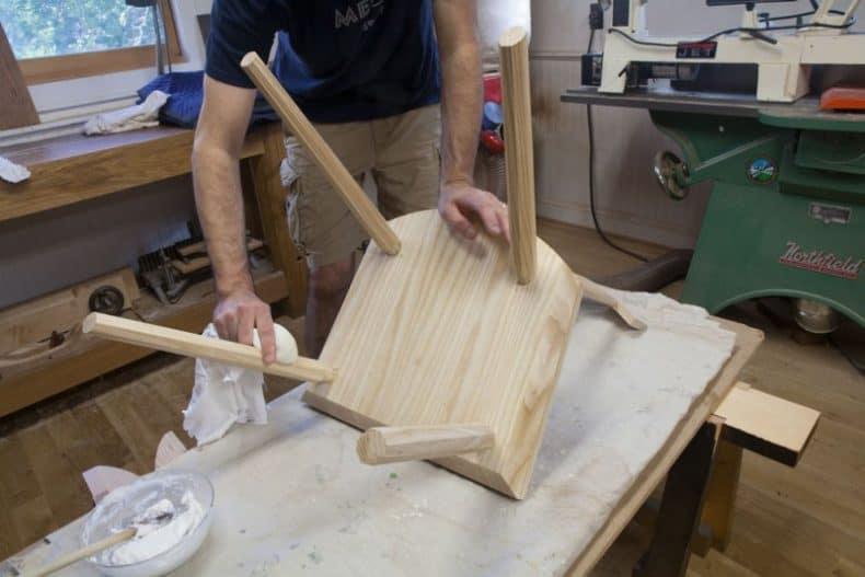 finisaj pentru lemn pe baza de săpun