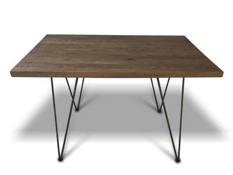 Masa cu picioare metalice subtiri - Masa Staple