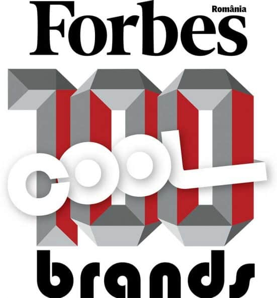 Forbes Top 100 Cool Brands 2019