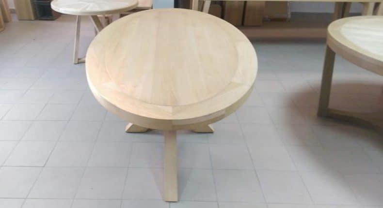 mese ovale masa Eliptică