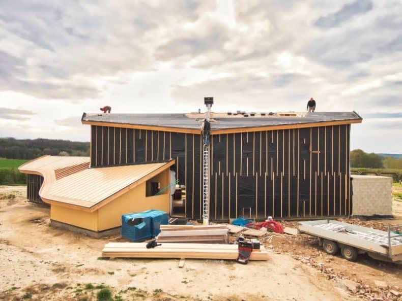 Adrian Cramar Qual Construction Bois - Ferme du Peuplier