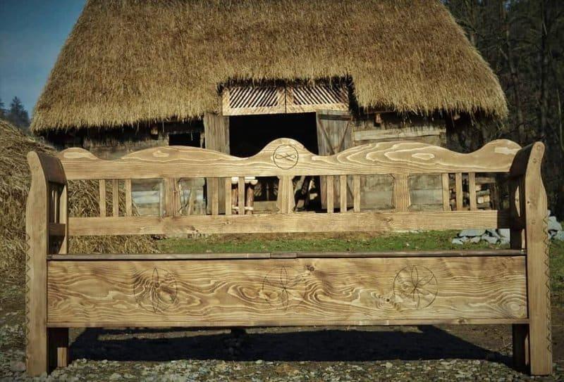 laiță din lemn
