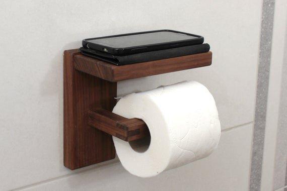 suport de hartie igienica