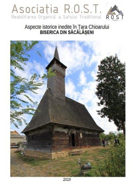 Biserica din Sacalaseni