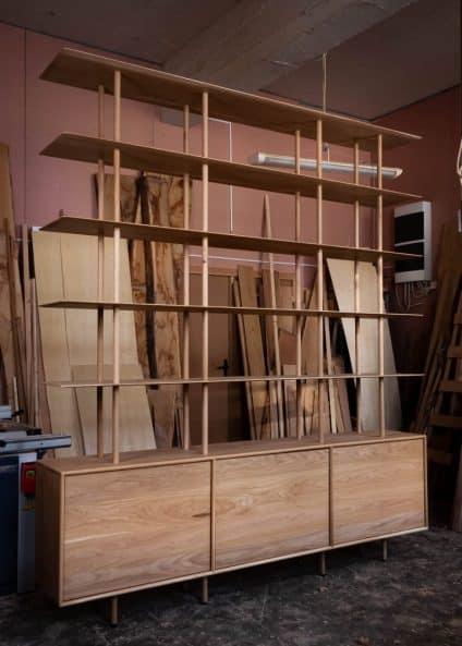 separator de hol construit in 12 zile - Ionut Dragnea