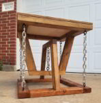 End Table tensegrity