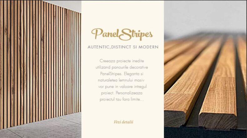 Panel Stripes Dippanels riflaje