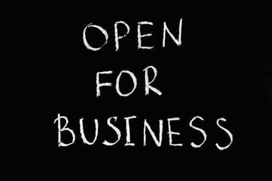 open for business Rubiq CNC