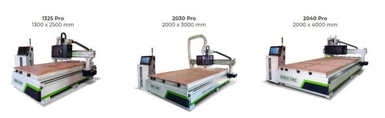 utilaje Rubiq CNC
