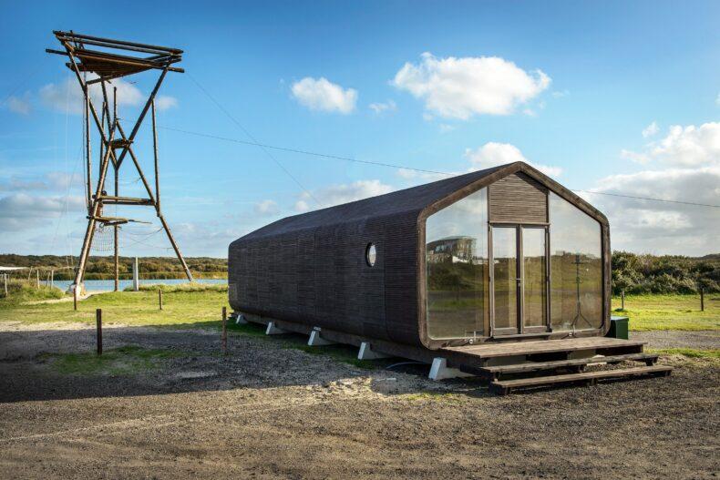 locuințe modulare Wikkelhouse