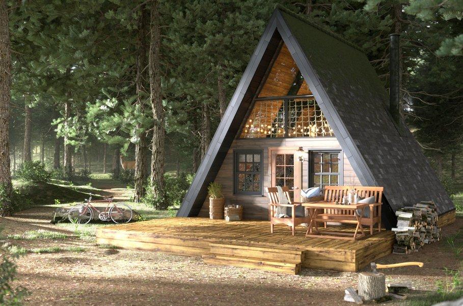 cabana A-Frame