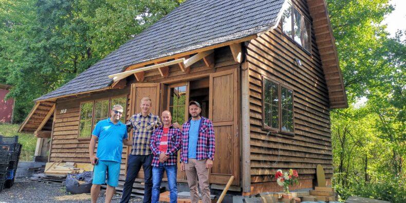 proiectul cabanei